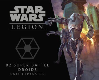 Star Wars Legion B2 Super Battle Droids Unit Expansion, Fantasy Flight Games