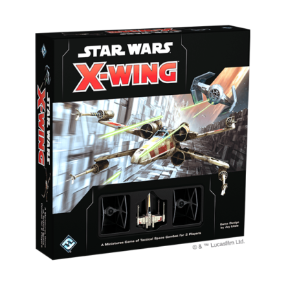Star Wars X-Wing 2nd Edition Board game