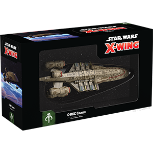 Star Wars X-Wing C-ROC Cruiser Expansion Pack