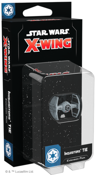Star Wars X-Wing Inquisitor's Tie Expansion
