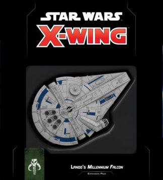 Star Wars X-Wing Lando's Millennium Falcon Expansion Pack