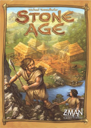 Stone Age, Z-Man Games board game