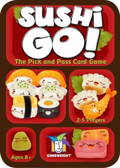 Sushi Go! board card game