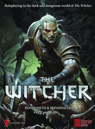 The Witcher RPG Roleplaying Game