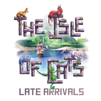 The isle of cats board game expansion