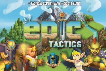 Tiny Epic Tactics Board Game