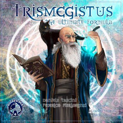 Trismegistus The Ultimate Formula board game