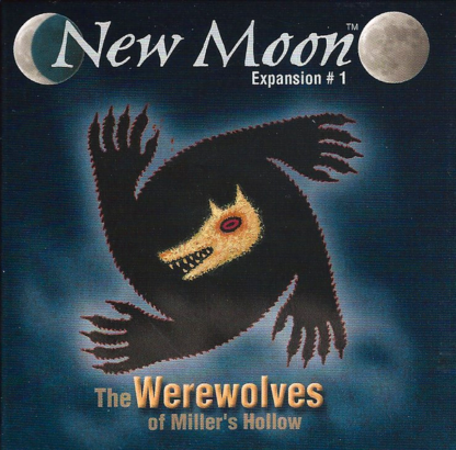 Werewolves of Miller's Hollow New Moon card board game