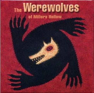 Werewolves of Miller's Hollow card board game