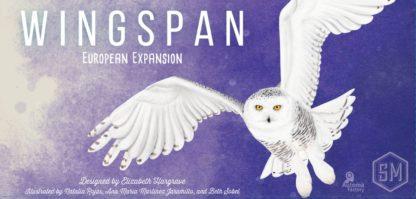 Wingspan European Expansion board game