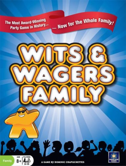 Wits and & Wagers Family Edition