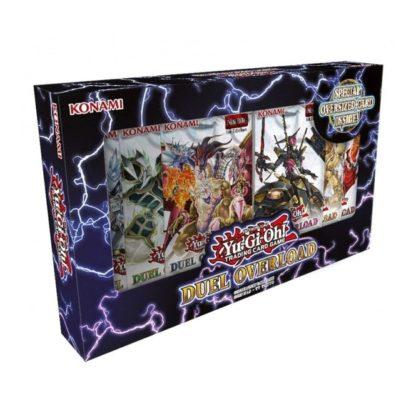 Yu-Gi-Oh Duel overlord box
