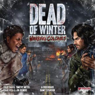 dead of winter warring colonies board game