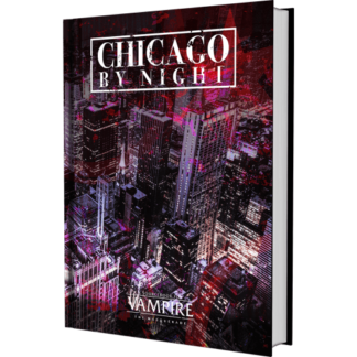 vampire the masquerade 5th edition chicago by night RPG