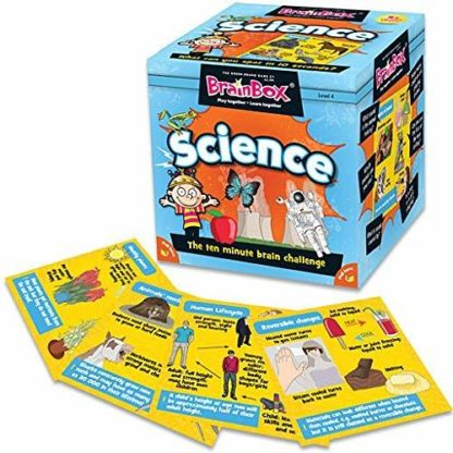 BrainBox Science card game