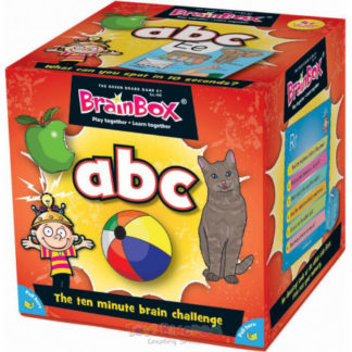 Brainbox ABC Card Game