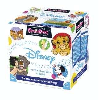Brainbox disney favourite classics card game