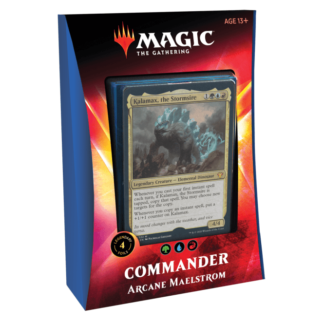 Commander 2020 Arcane Maelstrom mtg magic the gathering