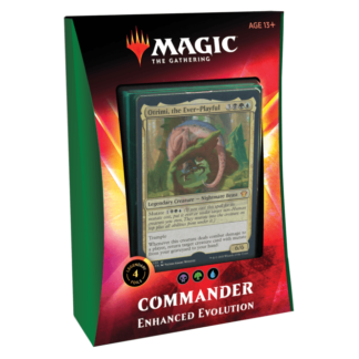 Commander 2020 Enhanced Evolution mtg magic the gathering