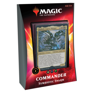Commander 2020 Symbiotic Swarm mtg magic the gathering
