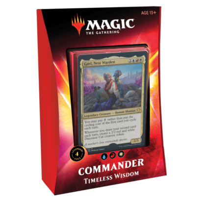 Commander 2020 Timeless Wisdom mtg magic the gathering