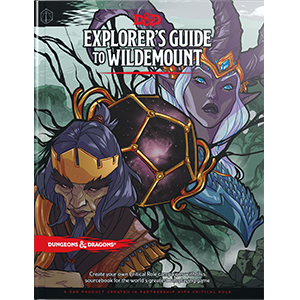 Dungeons and Dragons Explorers Guide to Wildemount D&D