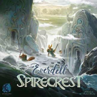 Everdell Spirecrest Expansion Board Game