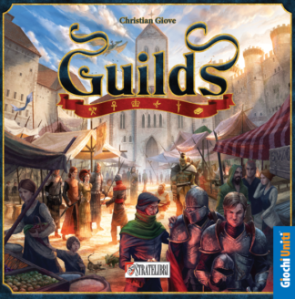 Guilds Board Game