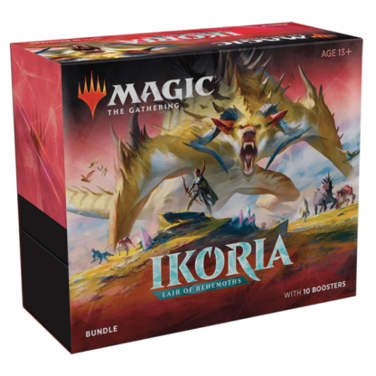 Ikoria Lair of Behemoths Bundle Mtg magic the gathering