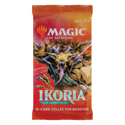 Ikoria Lair of Behemoths Collector Booster Pack MTG Magic the gathering
