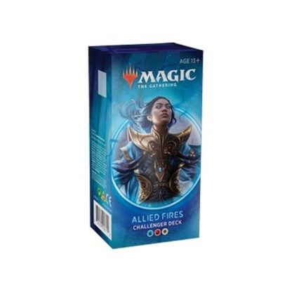 Magic The Gathering Allied Fires Challenger Deck