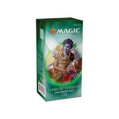 Magic The Gathering Flash of Ferocity Challenger Deck