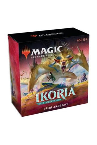 Magic The gathering Ikoria Lair of the Behemoths Prerelease Pack