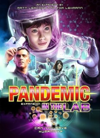 Pandemic in the Lab board Game
