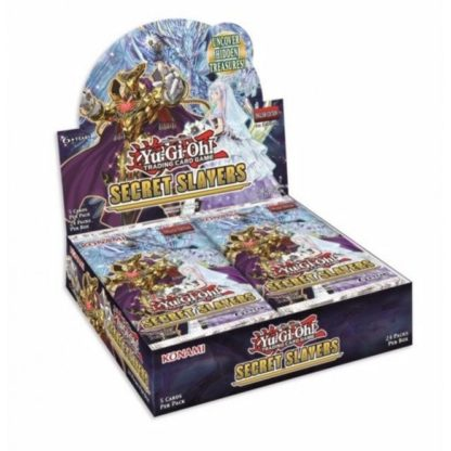 Secret Slayers Booster Box YuGiOh Card Game