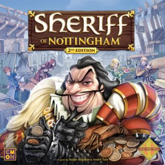 Sheriff of Nottingham 2nd Edition Board GameSheriff of Nottingham 2nd Edition Board Game