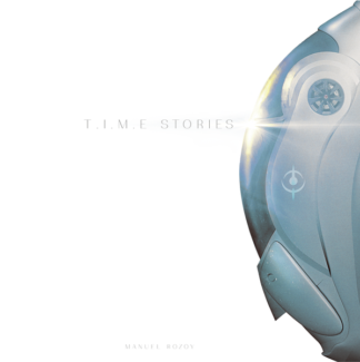 T.I.M.E. Time Stories Board Game