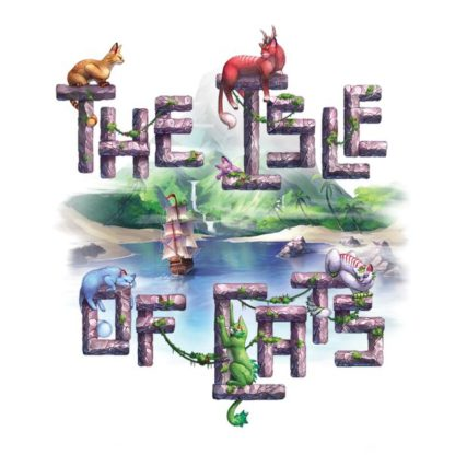The Isle of Cats Board Game