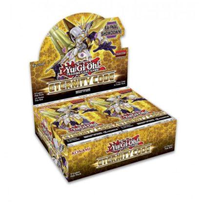 Yu-Gi-Oh Eternity Code Booster Box Card Game TCG