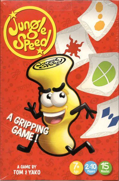 jungle speed board game