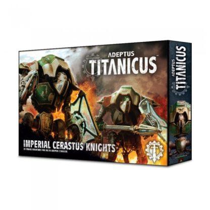Adeptus Titanicus Cerastus Knights