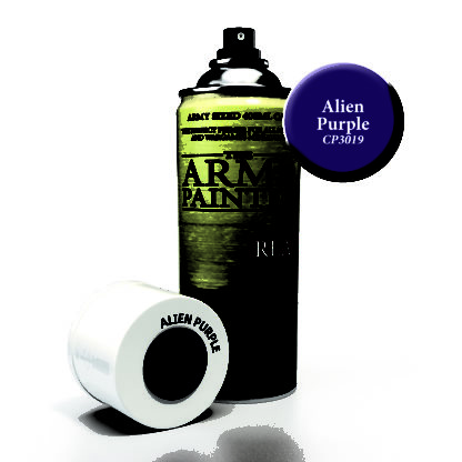 Alien Purple Spray Primer