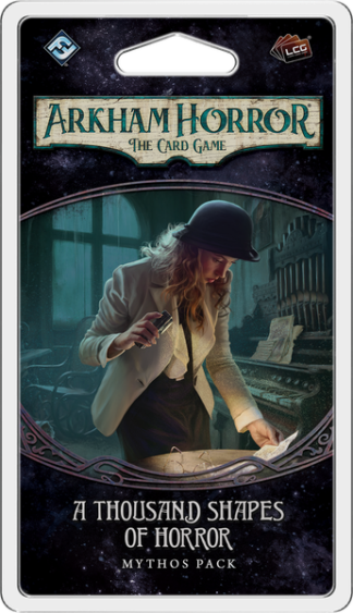 Arkham Horror The Card Game A Thousand Shapes of Horror