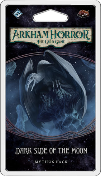 Arkham Horror The Card Game Dark Side of the Moon Mythos Pack
