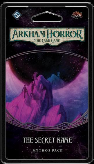Arkham Horror The Card Game Secret Name Mythos Pack