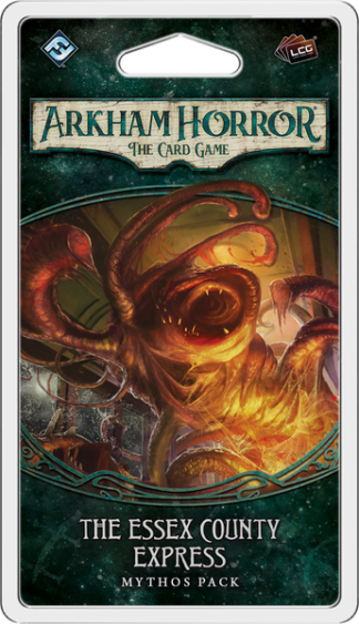 Arkham Horror The Card Game The Essex County Express Mythos Pack