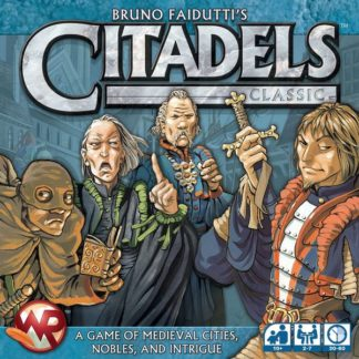 Citadels Classic Board Game