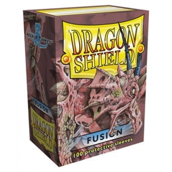 Dragon Shield Fusion 100 Standard Size card sleeves