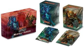 Duel Decks Merfolk vs Goblin Deck Box