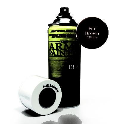 Fur Brown Spray Primer